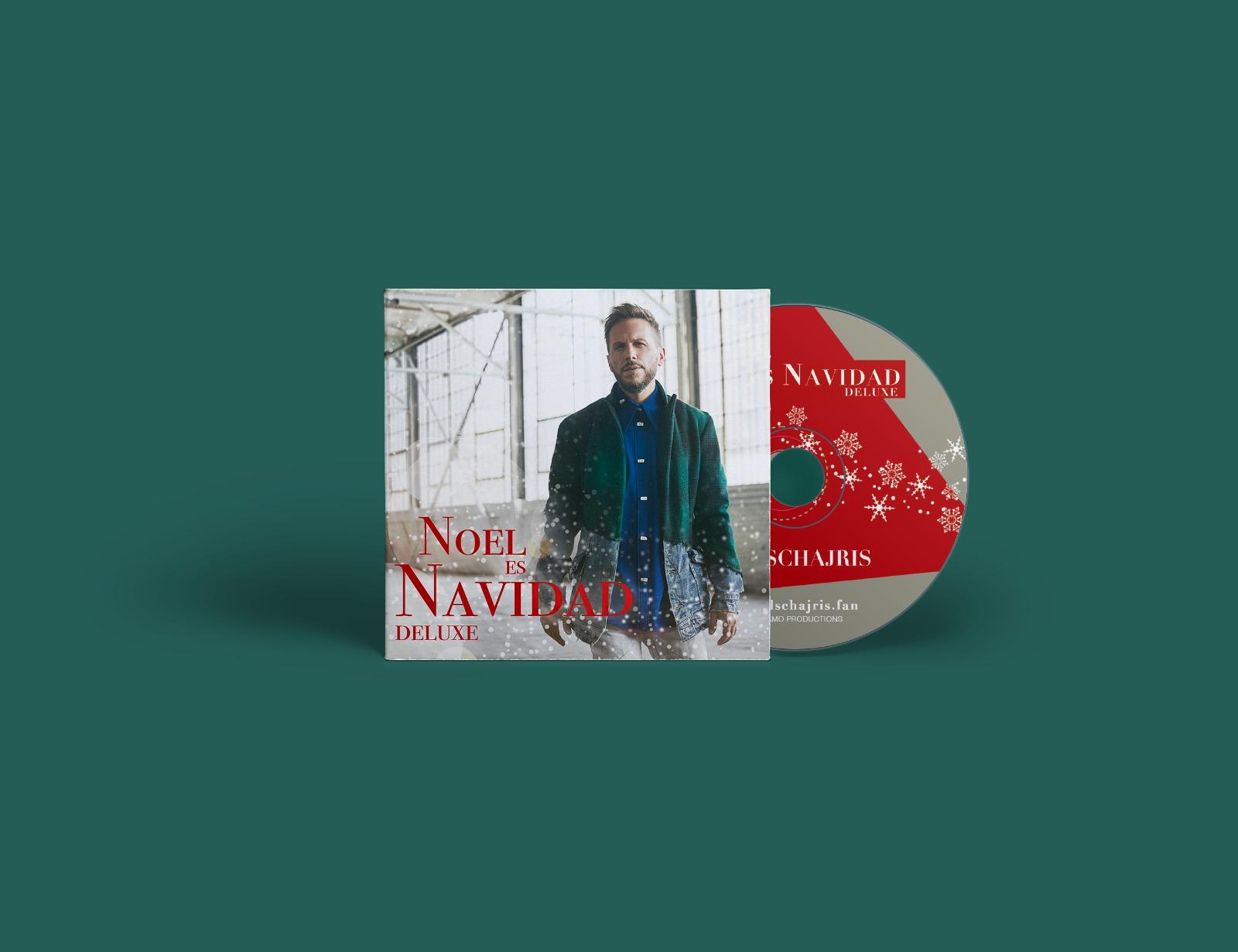 CD Noel es Navidad Deluxe